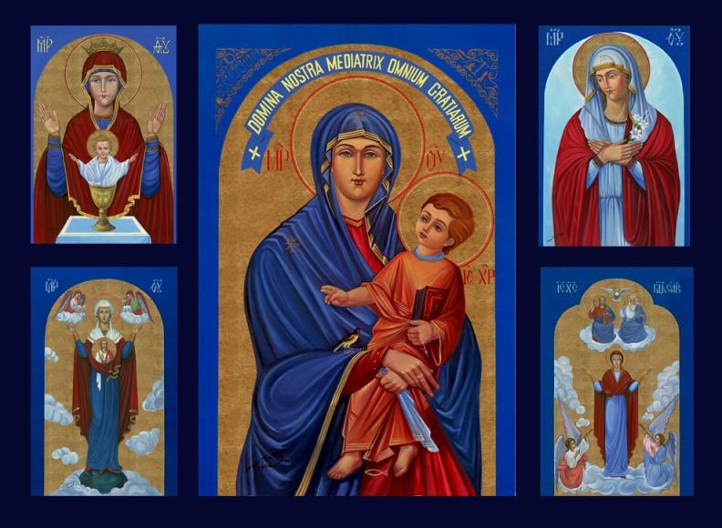 4 dogma maria