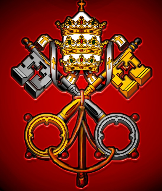 Rome Catholic Pope Symbol