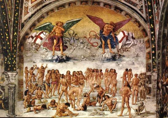 Kebangkitan Badan kehidupan kekal