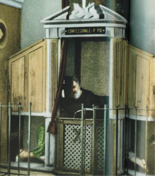 Padre Pio -  Sakramen Tobat